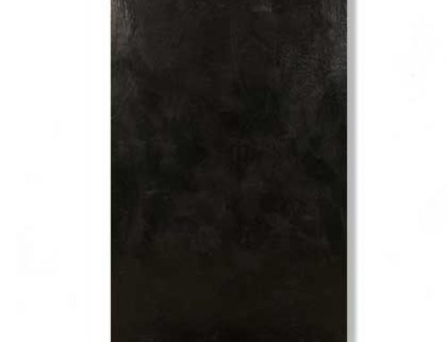 Black Purge and Encaustic Wax Installation