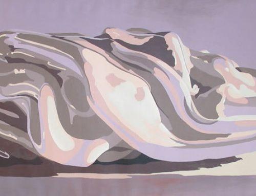 """""""White Purge Painting 3"""" 2006"""