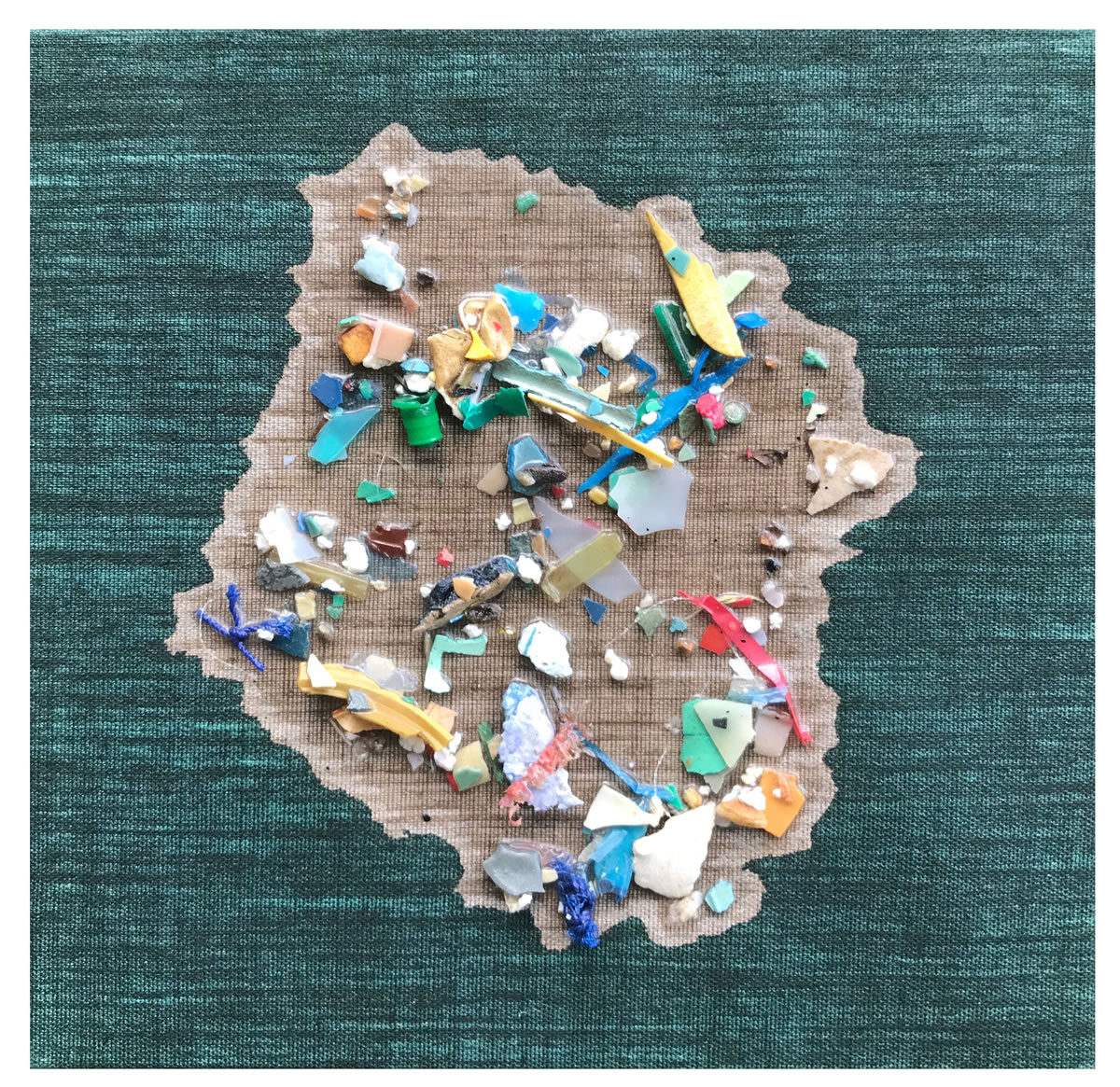 Pacific Garbage Patch Study #12