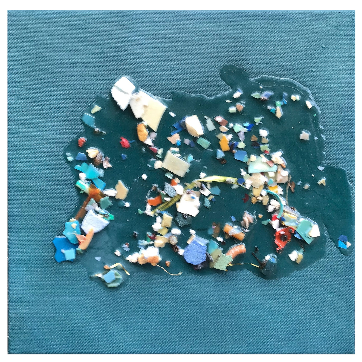 Pacific Garbage Patch Study #13