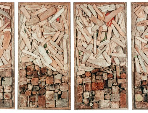 Driftwood Relief – Driftwood Assemblage